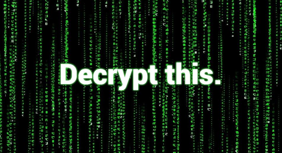 Decrypt This