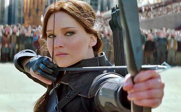 Katniss Shoots